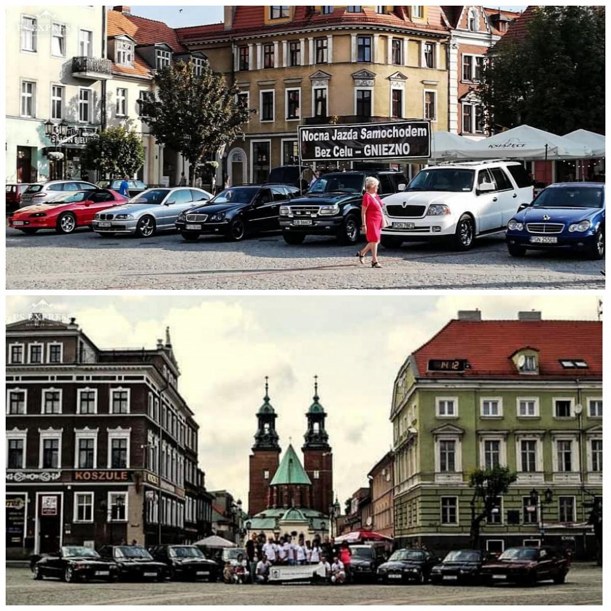 Rozpoczęcie sezonu z BMW Gniezno & Nocną Gniezno!