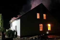 Niedopałek papierosa powodem tragicznego pożaru w Charbowie? Policja i Prokuratura prowadzą śledztwo