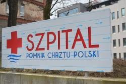 Bieżąca sytuacja Szpitala Pomnik Chrztu Polski w Gnieźnie
