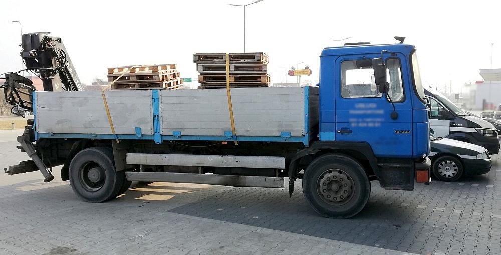 Rozjeżdżali osiedlowe drogi ciężarówkami! Do akcji wkroczyli inspektorzy WITD