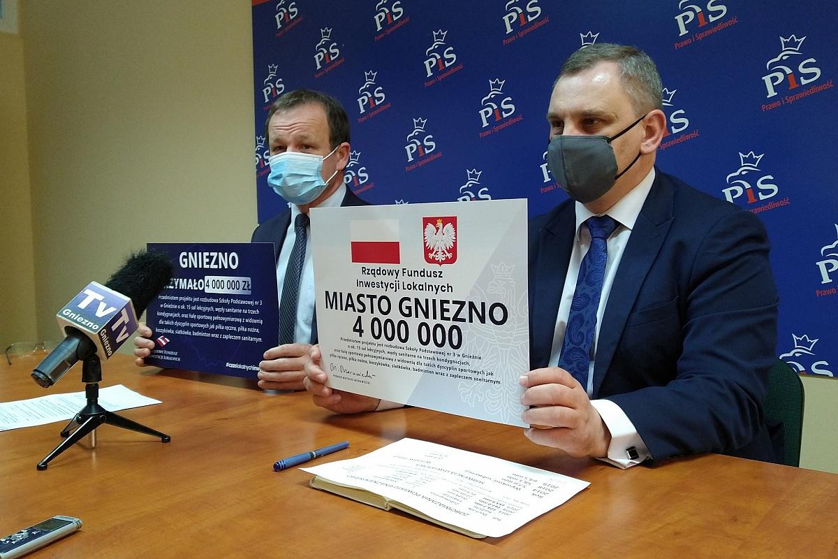 4 mln zł dla SP nr 3! Niezrozumiała