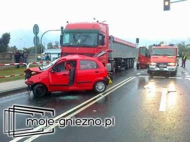 Tragiczny wypadek w Trzemesznie