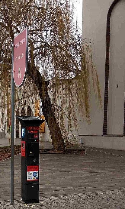 Nowe parkomaty w centrum miasta