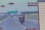 Motocyklista pędził 205 km/h! Zatrzymali go policjanci z grupy Speed