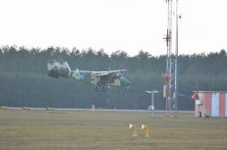 Pierwsza w tym roku Akcja Serce w wykonaniu lotników z Powidza