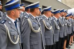 Komendant Komisariatu Policji w Trzemesznie pożegnał się z mundurem