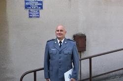 Zmiana warty w trzemeszeńskiej policji