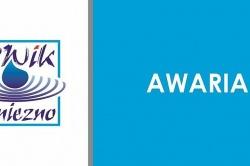 Komunikat PWiK: awaria sieci wodociągowej! Brak wody na kilku ulicach!