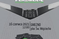 Pokaz dronów na Placu Św. Wojciecha! W powietrzu niesamowite