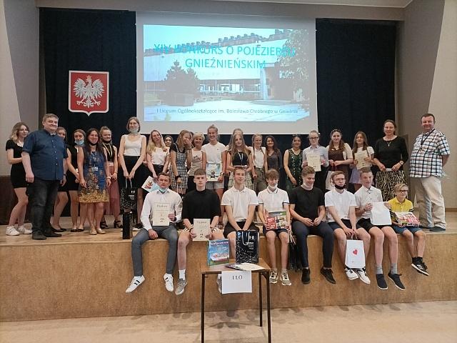 XIV Powiatowy Konkurs o Pojezierzu Gnieźnieńskim