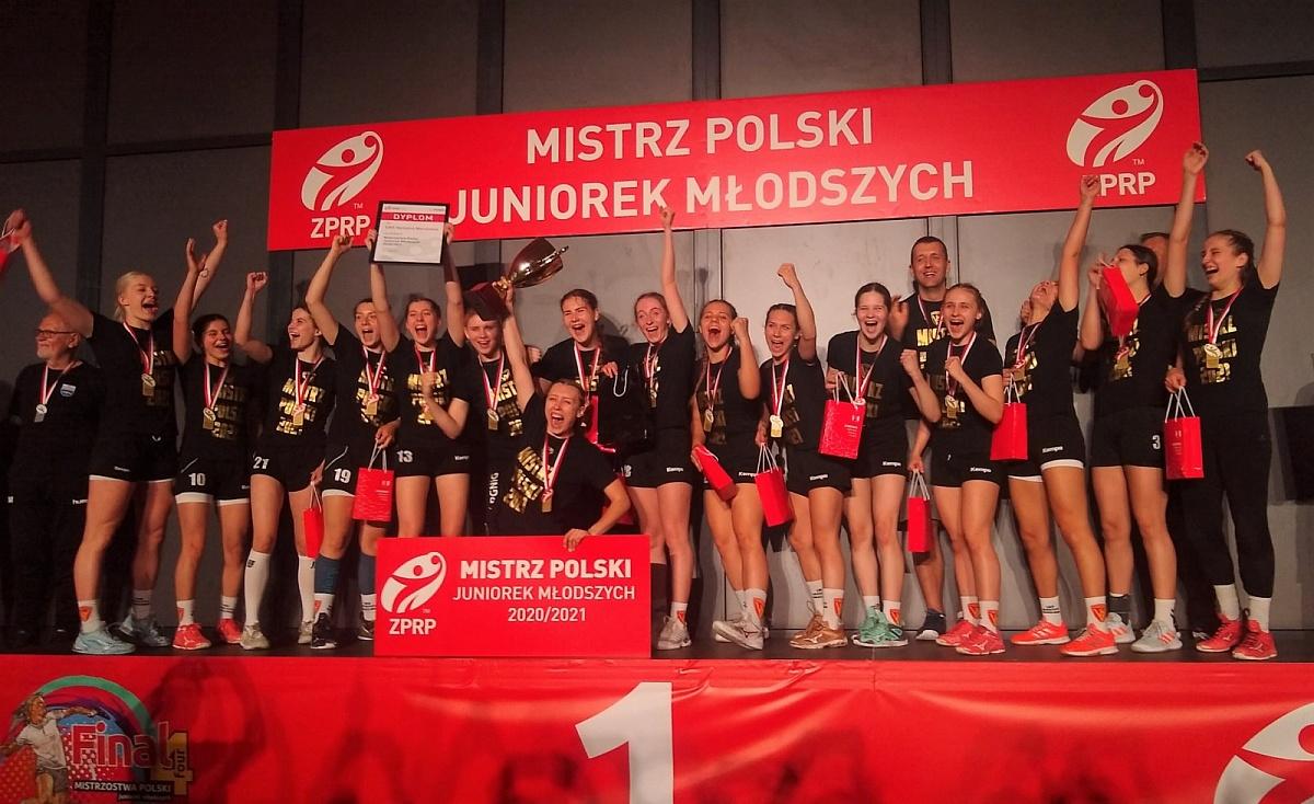 MKS PR Gniezno czwartą drużyną w kraju!