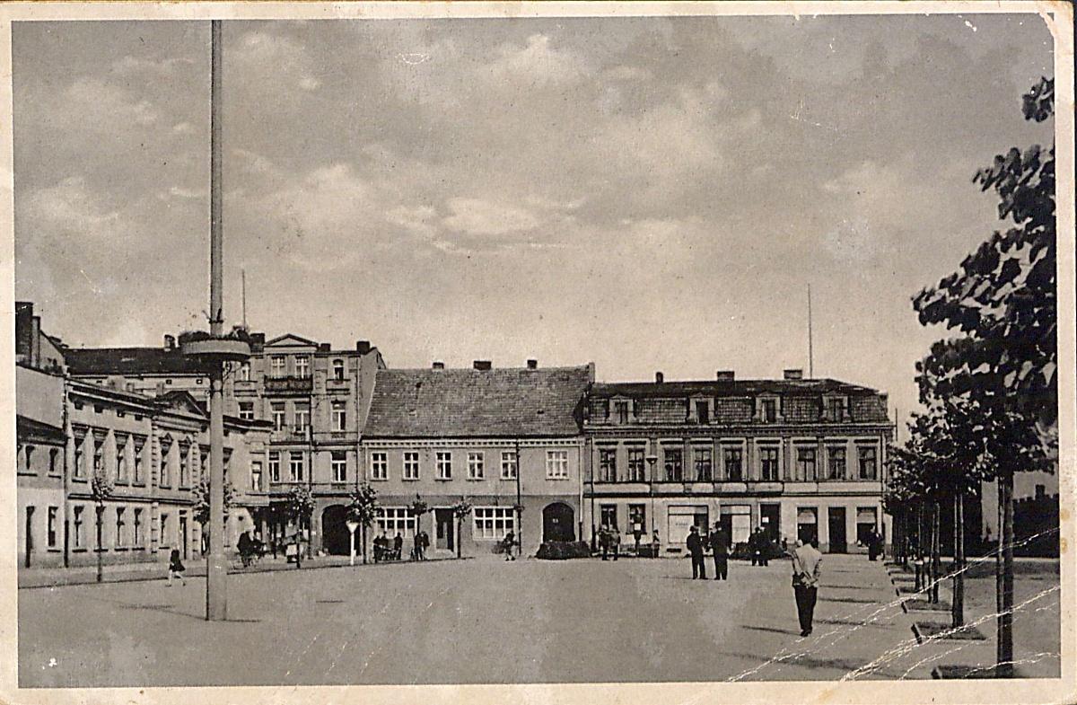 Interaktywne Muzeum Gniezna. 100 metrów historii. Targowisko