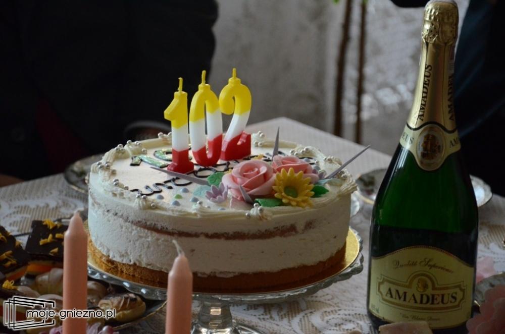 102-dwu letnia jubilatka