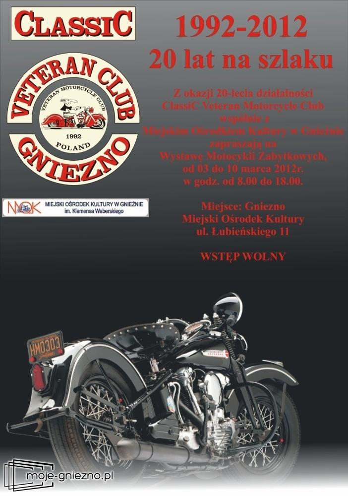 Wystawa motocykli zabytkowych