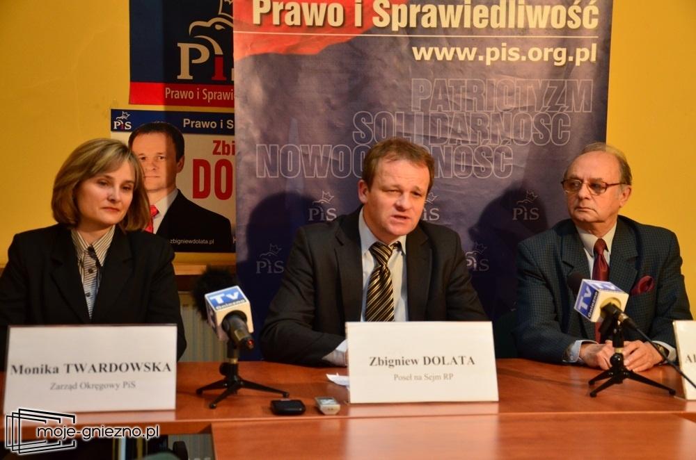 W PiS-ie nie ma miejsca dla Krzysztofa Ostrowskiego