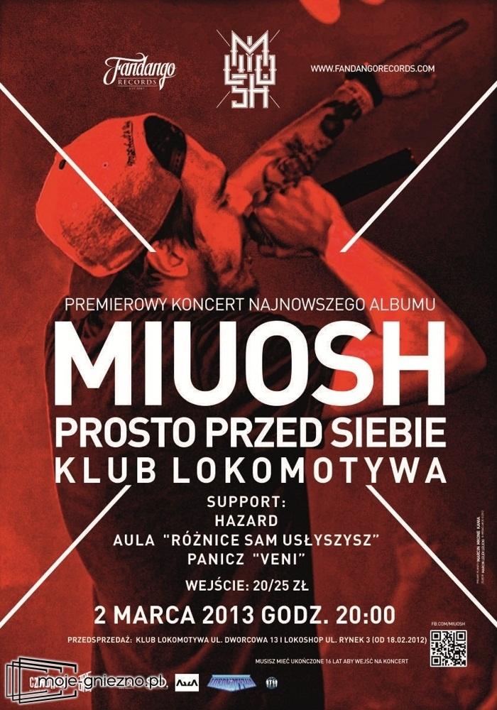 MIUOSH w Lokomotywie