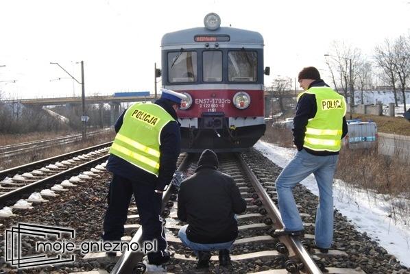 Tragiczny wypadek kolejowy na Dalkach