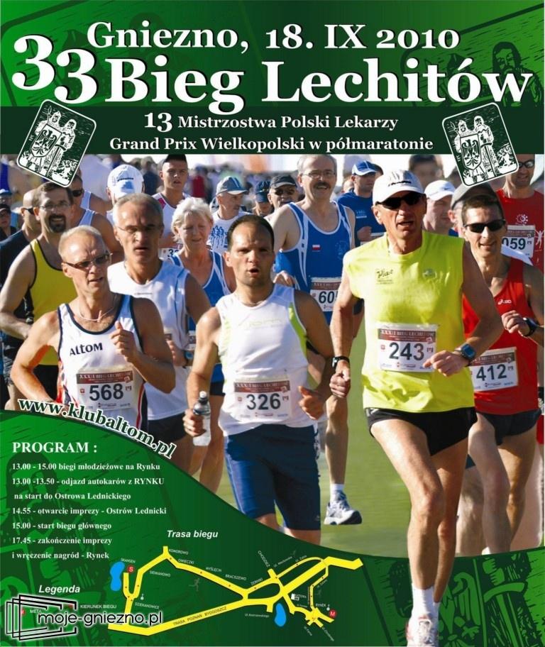 Bieg Lechitów 2010