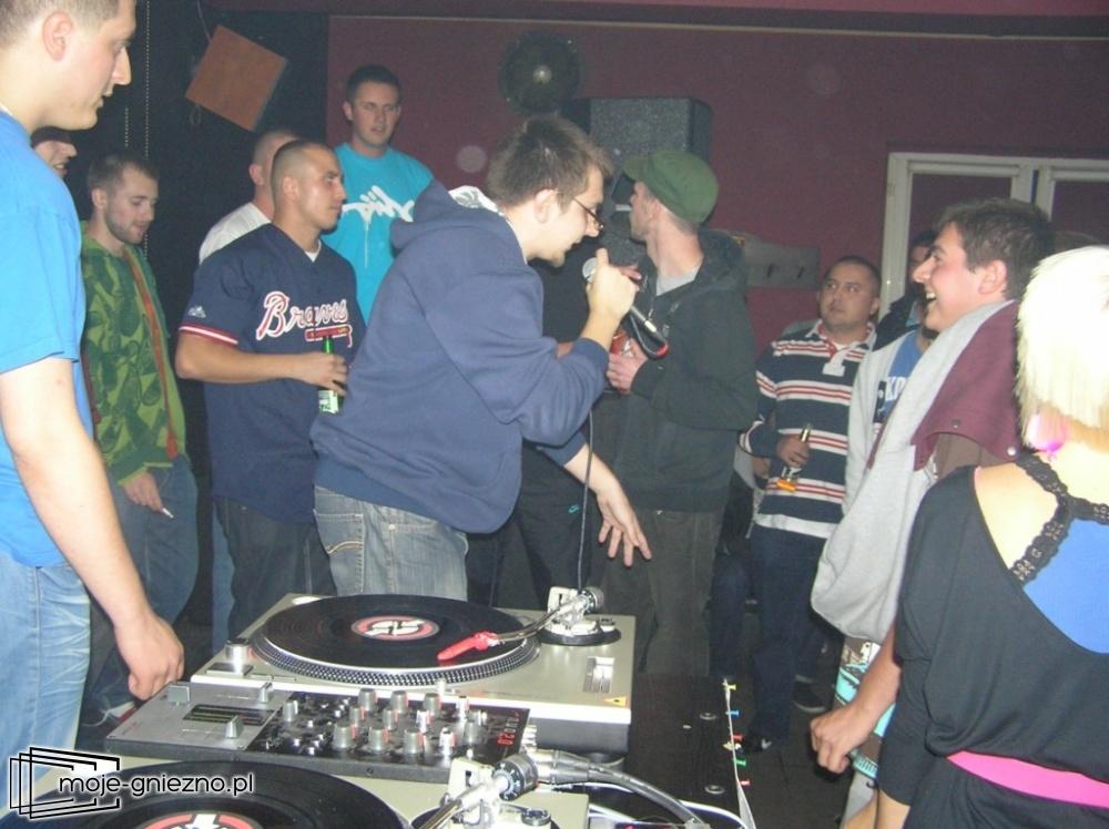 Freestyle i beatbox w eSTeDe i Lokomotywie