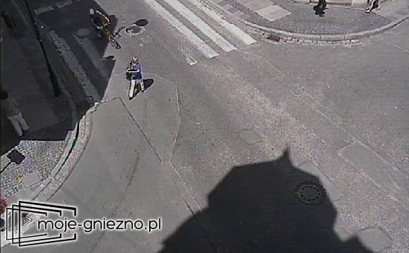 Poszukiwany rowerzysta! Policja prosi o pomoc