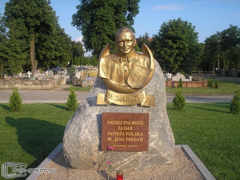 Obchody 35. rocznicy wyboru kardynała Karola Wojtyły na Papieża