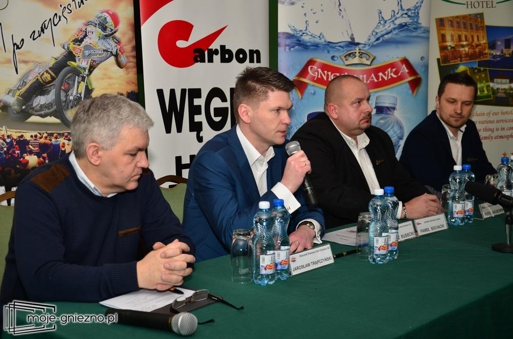 Start Gniezno ze sponsorem tytularnym