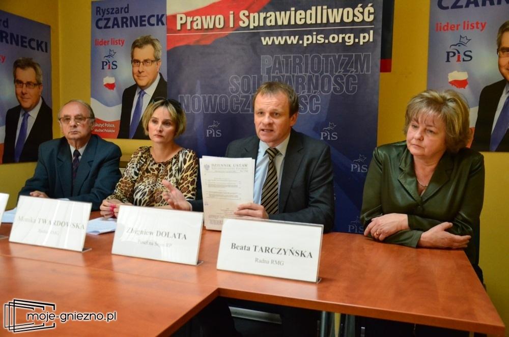 PiS chce dymisji Rafała Spachacza
