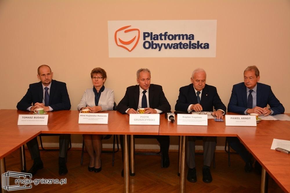 Jaromir Dziel a Platforma Obywatelska