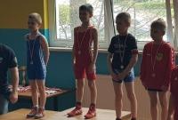 8 medali dla gnieźnieńskich zapaśników