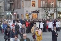 Droga Krzyżowa przeszła ulicami Gniezna
