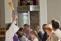 Święcenie pokarmów w parafii bł. Radzyma Gaudentego