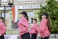 Roztańczona Pierwsza Stolica, czyli Międzynarodowy Dzień Tańca w Gnieźnie