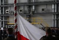 Święto Konstytucji i Dzień Flagi w powidzkiej bazie