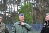 Wizyta Dowódcy Generalnego Rodzajów Sił Zbrojnych w Powidzu