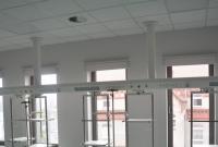 Radni powiatowi zobaczyli postęp prac budowy szpitala