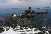Loty ratownicze w Tatrach