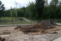 Rozbudowa placu zabaw przy Jeziorze Winiary