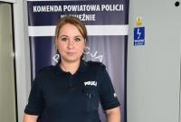 Patrycja Piorowicz Dzielnicowym Roku 2019 w etapie powiatowym!