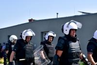 Pożar i zamieszki w Zakładzie Karnym w Gębarzewie!