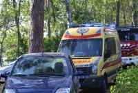Mężczyzna utonął w Jeziorze Piotrowskim