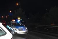 Nocna akcja Straży Pożarnej na Winiarach
