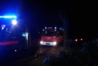 Wypadek na drodze do Skorzęcina