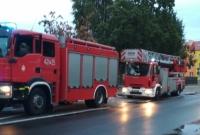 Gaz na osiedlu w Witkowie