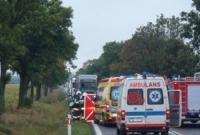Tragiczny wypadek między Gnieznem a Wrześnią