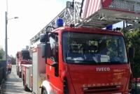Pożar przy ul. Bzowej w Gnieźnie
