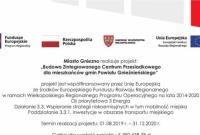 Cztery i pół miliona złotych dofinansowania dla Gniezna na budowę centrum przesiadkowego