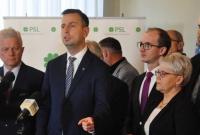 Poseł Władysław Kosiniak-Kamysz w Gnieźnie! Parlamentarzysta wspiera przedsiębiorców!