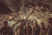 Wymiana doświadczeń z żołnierzami 126th Air Refueling Wing