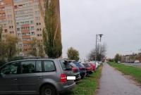 Na os. Jagiellońskim zniszczono samochód! Poszukiwani sprawcy!