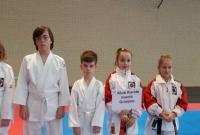 Udany debiut karateków